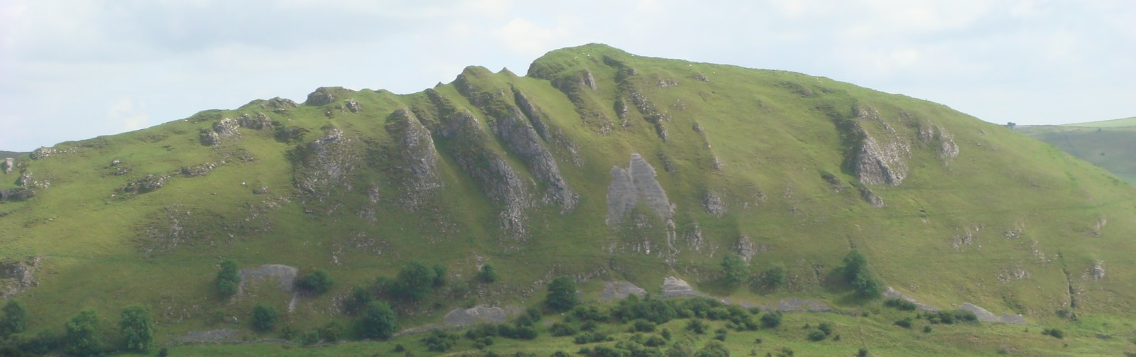 Rocky Outcrop, Nr Hollinsclough